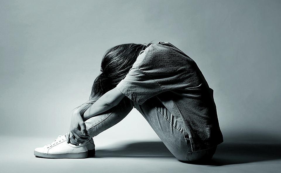 """""""To zabiera mi radość z życia"""". Depresja."""